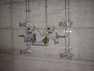 Impianto pneumatico bruciatore Bergamo Sun Elettric srl