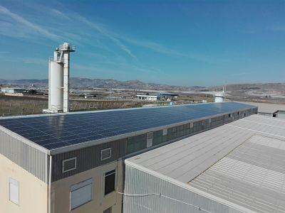 Fotovoltaico Sunpower 200kwp