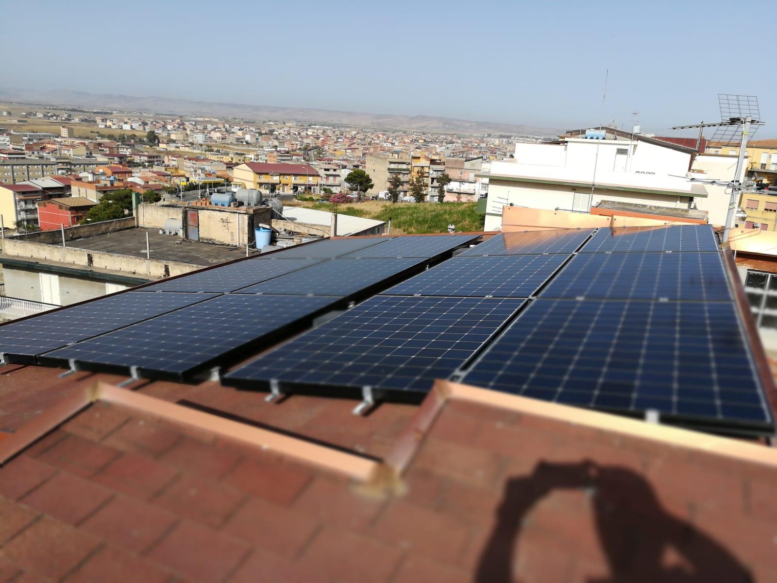 Fotovoltaico con ottimizzatori